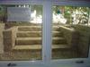 New basement window and steps